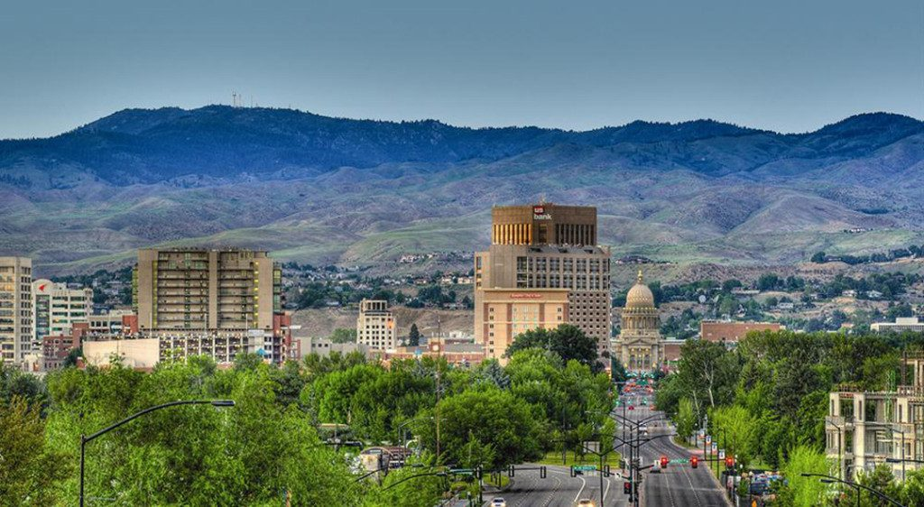Boise's an incredible city for businesses and families to thrive.