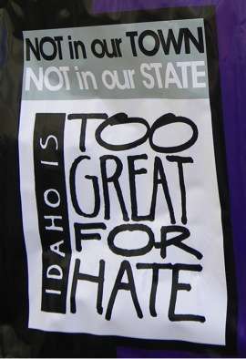 Malicious Harassment – No Hearing for Hate Crimes this Session